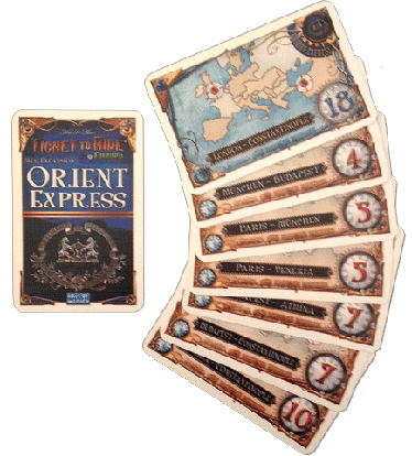 Orient Express mini-expansion