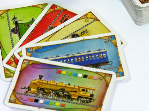 spoorkaarten Ticket to Ride