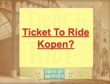 Ticket to Ride kopen