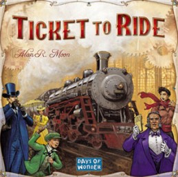 Ticket to Ride bordspel